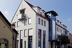 Gebäudeansicht KfH-Nierenzentrum Haßfurt