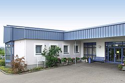 Gebäudeansicht KfH-Nierenzentrum Würzburg