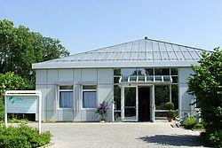 Gebäudeansicht KfH-Nierenzentrum Donauwörth