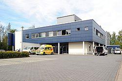 Gebäudeansicht KfH-Nierenzentrum Görlitz
