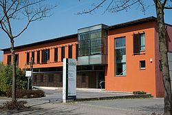 Gebäudeansicht KfH-Gesundheitszentrum Recklinghausen