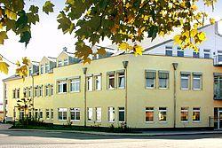 Gebäudeansicht KfH-Nierenzentrum Langenselbold