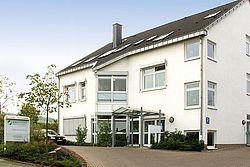 Gebäudeansicht KfH-Nierenzentrum Ingelheim