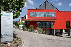 Gebäudeansicht KfH-Gesundheitszentrum Aue