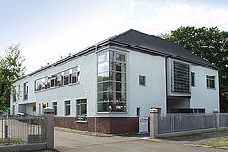 Gebäudeansicht KfH-Dialysezentrum Markkleeberg