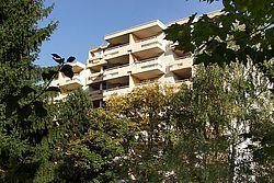 Gebäudeansicht KfH-Nierenzentrum Hofheim