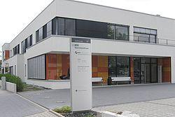 Gebäudeansicht KfH-Nierenzentrum Bautzen