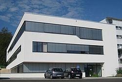 Gebäudeansicht KfH-Nierenzentrum Nördlingen