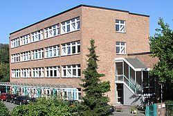 Gebäudeansicht KfH-Nierenzentrum Frankfurt