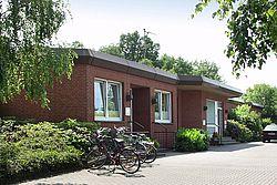 Gebäudeansicht KfH-Nierenzentrum Greven