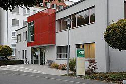Gebäudeansicht KfH-Nierenzentrum Kronach