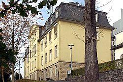 Gebäudeansicht KfH-Zentralisierte Heimdialyse Kirn