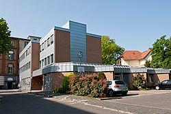 Gebäudeansicht KfH-Gesundheitszentrum Offenbach