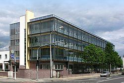 Gebäudeansicht KfH-Nierenzentrum Mainz