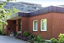 Gebäudeansicht KfH-Nierenzentrum Essen