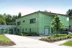 Gebäudeansicht KfH-Nierenzentrum Freyung
