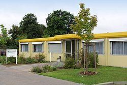 Gebäudeansicht KfH-Nierenzentrum Greifswald