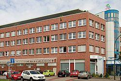 Gebäudeansicht KfH-Nierenzentrum Dortmund