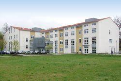 Gebäudeansicht KfH-Dialysezentrum Plauen