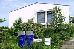 Gebäudeansicht KfH-Nierenzentrum Freising
