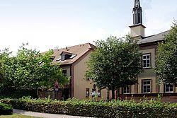 Gebäudeansicht KfH-Nierenzentrum Lohr