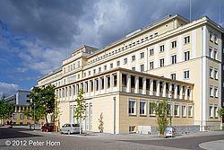 Gebäudeansicht KfH-Dialysezentrum Dresden
