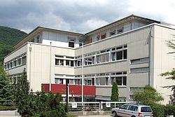Gebäudeansicht KfH-Nierenzentrum Annweiler