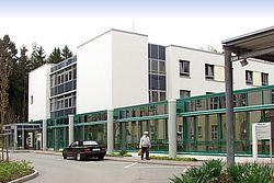 Gebäudeansicht KfH-Nierenzentrum Chemnitz