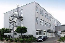 Gebäudeansicht KfH-Nierenzentrum für Kinder und Jugendliche Hannover