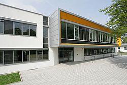 Gebäudeansicht KfH-Nierenzentrum Düsseldorf