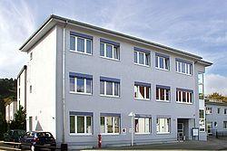 Gebäudeansicht KfH-Nierenzentrum Bad Orb
