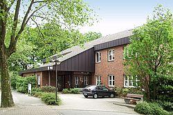 Gebäudeansicht KfH-Nierenzentrum Oberhausen