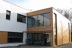 Gebäudeansicht KfH-Nierenzentrum Magdeburg