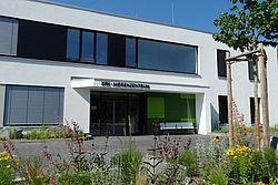 Gebäudeansicht KfH-Nierenzentrum Jena