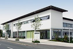 Gebäudeansicht KfH-Nierenzentrum Kulmbach