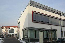 Gebäudeansicht KfH-Nierenzentrum Aschaffenburg
