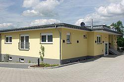 Gebäudeansicht KfH-Nierenzentrum Heringen
