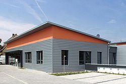 Gebäudeansicht KfH-Nierenzentrum Zirndorf