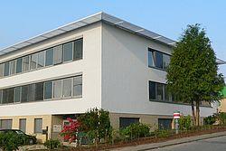 Gebäudeansicht KfH-Nierenzentrum Bergisch Gladbach