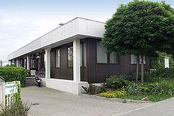 Gebäudeansicht KfH-Nierenzentrum Wiesbaden