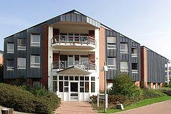 Gebäudeansicht KfH-Nierenzentrum Erbach
