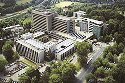 Gebäudeansicht KfH-Nierenzentrum Solingen