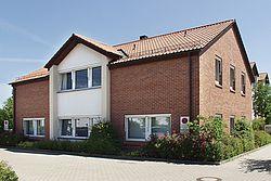 Gebäudeansicht KfH-Nierenzentrum Weiden