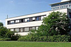 Gebäudeansicht KfH-Nierenzentrum Neumarkt