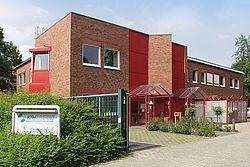 Gebäudeansicht KfH-Nierenzentrum für Kinder und Jugendliche Münster