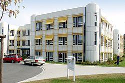 Gebäudeansicht KfH-Nierenzentrum Hof