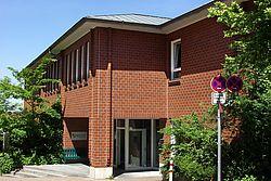 Gebäudeansicht KfH-Nierenzentrum Hagen