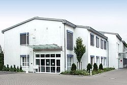 Gebäudeansicht KfH-Nierenzentrum Groß-Gerau