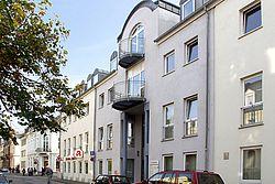 Gebäudeansicht KfH-Nierenzentrum Trier