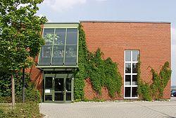 Gebäudeansicht KfH-Nierenzentrum Bayreuth